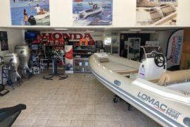 Nauticauto Tavira Honda Marine Tohatsu Yamaha Suzuki Mercury barcos motores pesca náutica