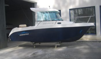 ISONÁUTICA 560 SPORT FISHER completo
